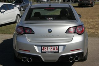2014 Holden Special Vehicles Senator Gen-F MY14 Signature Silver 6 Speed Sports Automatic Sedan