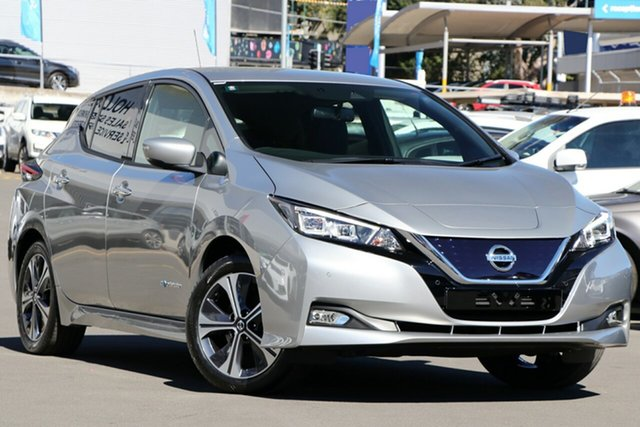 New Nissan Leaf ZE1 , 2019 Nissan Leaf ZE1 Platinum 1 Speed Reduction Gear Hatchback