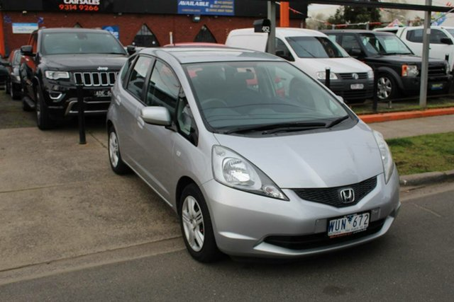 Used Honda Jazz GE GLi, 2008 Honda Jazz GE GLi Silver 5 Speed Manual Hatchback