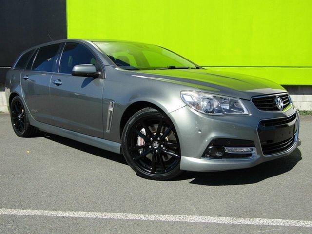 Used Holden Commodore VF MY15 SS-V Redline, 2014 Holden Commodore VF MY15 SS-V Redline Grey 6 Speed Automatic Sportswagon
