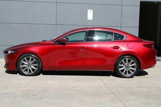 2020 Mazda 3 BP2SLA G25 SKYACTIV-Drive Astina Soul Red Crystal 6 Speed Sports Automatic Sedan