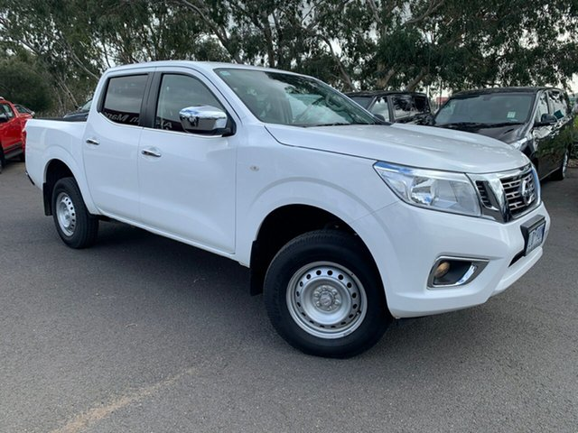 Used Nissan Navara D23 S2 RX, 2017 Nissan Navara D23 S2 RX White 7 Speed Sports Automatic Utility