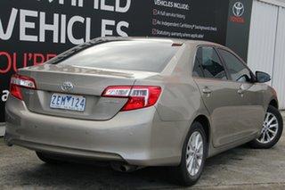2012 Toyota Camry ASV50R Altise Magnetic Bronze 6 Speed Sports Automatic Sedan.