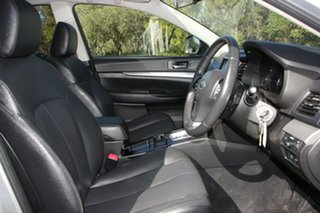 2013 Subaru Outback B5A MY13 2.0D Lineartronic AWD Premium Silver 7 Speed Constant Variable Wagon
