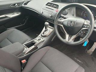 2011 Honda Civic 8th Gen MY11 SI Urban Titanium 5 Speed Automatic Hatchback