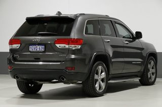 2013 Jeep Grand Cherokee WK MY14 Limited (4x4) Graphite 8 Speed Automatic Wagon