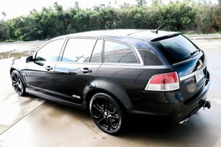 2015 Holden Commodore VF MY15 SS V Sportwagon Redline Phantom Black 6 Speed Sports Automatic Wagon.