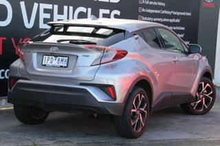 2018 Toyota C-HR NGX10R Koba S-CVT 2WD Shadow Platinum 7 Speed Constant Variable Wagon.