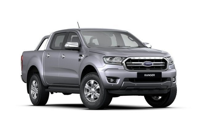 New Ford Ranger PX MkIII 2019.75MY XLT Pick-up Double Cab, 2019 Ford Ranger PX MkIII 2019.75MY XLT Pick-up Double Cab Aluminium 6 Speed Sports Automatic