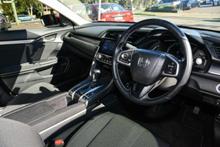 2018 Honda Civic 10th Gen MY18 VTi-L Rallye Red 1 Speed Constant Variable Sedan