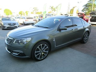 2016 Holden Calais VF II MY16 V Grey 6 Speed Sports Automatic Sedan.