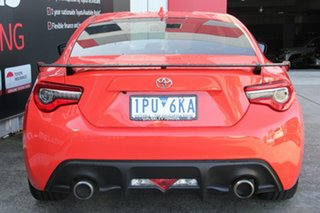 2017 Toyota 86 ZN6 Limited Edition Solar Orange 6 Speed Manual Coupe