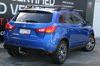 2016 Mitsubishi ASX XB MY15.5 LS 2WD 6 Speed Constant Variable Wagon.
