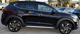2018 Hyundai Tucson TL3 MY19 Highlander AWD Black 8 Speed Sports Automatic Wagon.