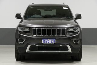 2013 Jeep Grand Cherokee WK MY14 Limited (4x4) Graphite 8 Speed Automatic Wagon.