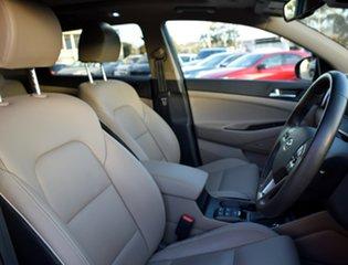 2018 Hyundai Tucson TL3 MY19 Highlander AWD Black 8 Speed Sports Automatic Wagon