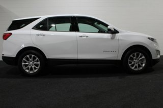 2018 Holden Equinox EQ MY18 LS FWD White 6 Speed Sports Automatic Wagon.