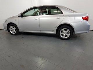 2009 Toyota Corolla ZRE152R Ascent Silver 4 Speed Automatic Sedan