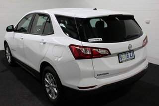 2018 Holden Equinox EQ MY18 LS FWD White 6 Speed Sports Automatic Wagon
