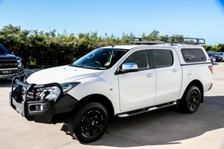 2018 Mazda BT-50 UR0YG1 XTR Cool White 6 Speed Sports Automatic Utility