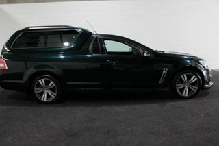 2013 Holden Ute VF MY14 SV6 Ute Green 6 Speed Manual Utility