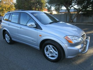 2006 Ssangyong Kyron D100 2.0 XDI 5 Speed Manual Wagon.