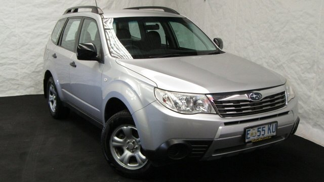 Used Subaru Forester S3 MY10 X AWD, 2010 Subaru Forester S3 MY10 X AWD Silver 4 Speed Sports Automatic Wagon