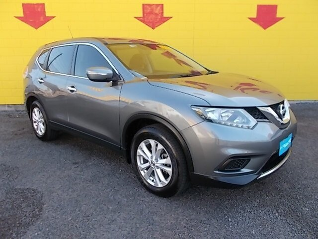 Used Nissan X-Trail  , 2015 Nissan X-Trail T32 ST xtronic 2WD Grey 6 Speed Constant Variable Wagon
