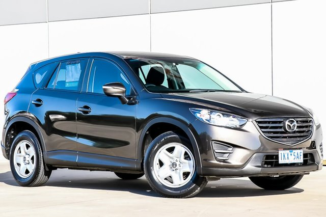 Used Mazda CX-5 KE1032 Maxx SKYACTIV-Drive AWD, 2015 Mazda CX-5 KE1032 Maxx SKYACTIV-Drive AWD Titanium Flash 6 Speed Sports Automatic Wagon