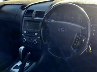 2004 Ford Falcon BA Mk II SR Blue 4 Speed Sports Automatic Sedan.