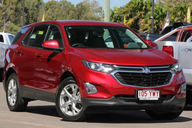 Used Holden Equinox EQ MY18 LT FWD, 2017 Holden Equinox EQ MY18 LT FWD Glory Red 9 Speed Sports Automatic Wagon