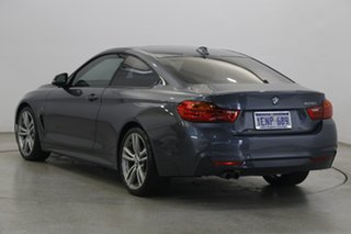 2014 BMW 4 Series F32 428i M Sport Grey 8 Speed Sports Automatic Coupe