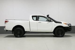 2014 Mazda BT-50 MY13 XTR (4x4) White 6 Speed Automatic Freestyle Utility