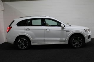 2016 Holden Captiva CG MY17 LTZ AWD Summit White 6 Speed Sports Automatic Wagon