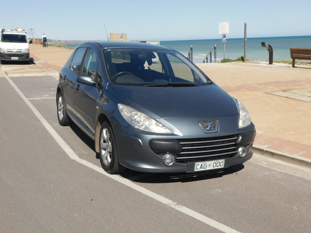 Used Peugeot 307 T6 XSE HDi, 2006 Peugeot 307 T6 XSE HDi Blue 6 Speed Sports Automatic Hatchback