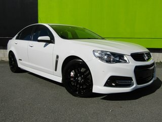2015 Holden Commodore VF MY15 SS-V Redline White 6 Speed Automatic Sedan.