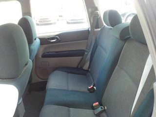 2006 Subaru Forester 79V MY06 XS AWD Blue 5 Speed Manual Wagon