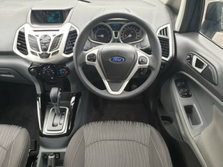 2015 Ford Ecosport BK Trend PwrShift Black 6 Speed Sports Automatic Dual Clutch Wagon