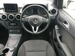 2014 Mercedes-Benz B-Class W246 B180 DCT White 7 Speed Sports Automatic Dual Clutch Hatchback
