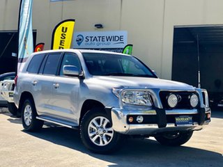2014 Toyota Landcruiser VDJ200R MY13 GXL Silver 6 Speed Sports Automatic Wagon.