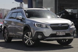 2018 Subaru Outback B6A MY18 2.5i CVT AWD Premium Ice Silver 7 Speed Constant Variable Wagon.