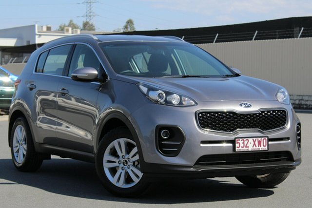 Used Kia Sportage QL MY17 Si 2WD, 2017 Kia Sportage QL MY17 Si 2WD Silver 6 Speed Sports Automatic Wagon
