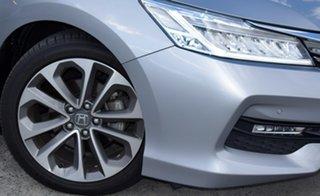 2017 Honda Accord 9th Gen MY16 VTi-L Silver 5 Speed Sports Automatic Sedan.