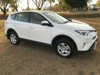 2018 Toyota RAV4 ASA44R MY18 GX (4x4) Glacier White 6 Speed Automatic Wagon