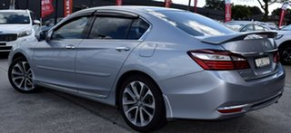2017 Honda Accord 9th Gen MY16 VTi-L Silver 5 Speed Sports Automatic Sedan.