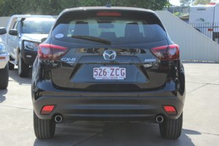 2016 Mazda CX-5 KE1022 Akera SKYACTIV-Drive i-ACTIV AWD Jet Black 6 Speed Sports Automatic Wagon