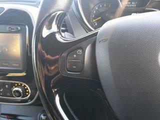 2015 Renault Captur J87 Expression EDC Orange 6 Speed Sports Automatic Dual Clutch Hatchback