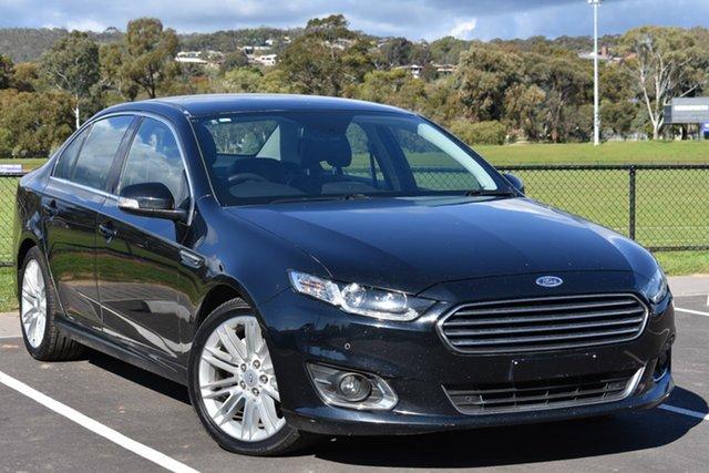 Used Ford Falcon FG X G6E, 2015 Ford Falcon FG X G6E Black 6 Speed Sports Automatic Sedan