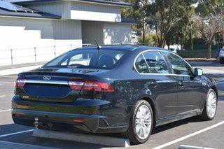 2015 Ford Falcon FG X G6E Black 6 Speed Sports Automatic Sedan.