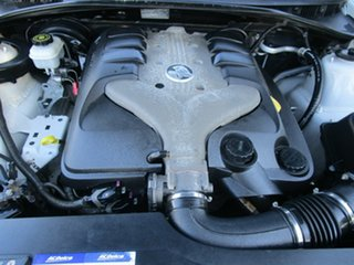 2005 Holden Commodore VZ 4 Speed Automatic Utility